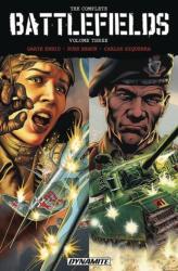 Garth Ennis' Complete Battlefields Volume 3 (ISBN: 9781524104740)