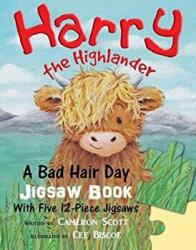 Harry the Highlander: A Bad Hair Day Jigsaw Book (ISBN: 9780993509919)