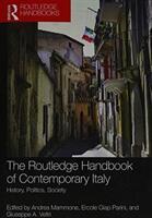 Routledge Handbook of Contemporary Italy (ISBN: 9781138589575)