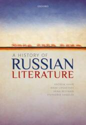 History of Russian Literature (ISBN: 9780199663941)