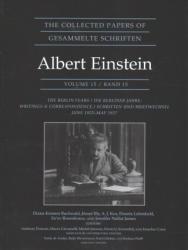 Collected Papers of Albert Einstein, Volume 15 - Albert Einstein (ISBN: 9780691178813)