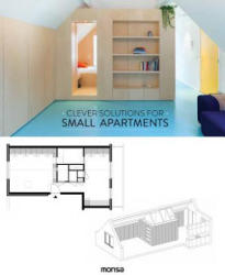 CLEVER SOLUTIONS FOR SMALL APARTMENTS (ISBN: 9788416500598)