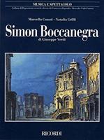 Simon Boccanegra DI G Verdi Bk (ISBN: 9788875923679)