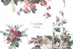 English Heritage: Boxed 'Thank You' Notecard Set - HERITAGE ENGLISH (ISBN: 9781787131798)