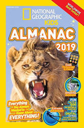 National Geographic Kids Almanac 2019, International Edition - collegium (ISBN: 9781426330162)