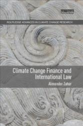 Climate Change Finance and International Law (ISBN: 9781138612440)