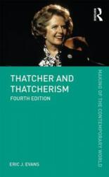 Thatcher and Thatcherism (ISBN: 9780815353133)