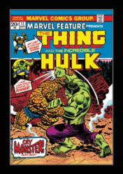 Marvel Two-in-one Epic Collection: Cry Monster (ISBN: 9781302913328)