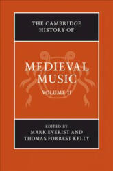 Cambridge History of Medieval Music (ISBN: 9781107179813)