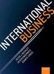 International Business (ISBN: 9780199602094)