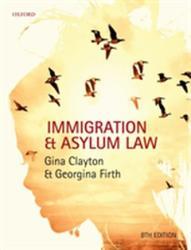 Immigration & Asylum Law (ISBN: 9780198815211)