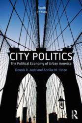 City Politics - The Political Economy of Urban America (ISBN: 9781138055230)