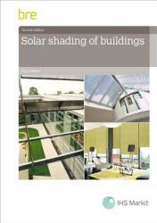 Solar Shading of Buildings (ISBN: 9781848064744)
