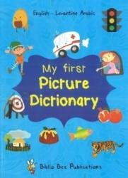 My First Picture Dictionary: English-Levantine Arabic with over 1000 words (ISBN: 9781908357984)
