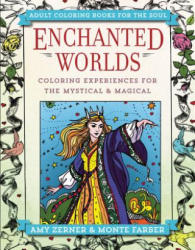 Enchanted Worlds - Monte Farber, Amy Zerner (ISBN: 9780062564849)