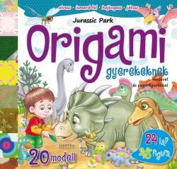 Jurassic Park - Origami gyerekeknek (2018)