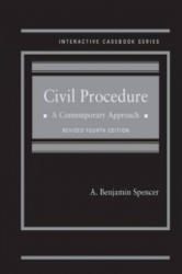 Civil Procedure - A. Spencer (ISBN: 9781634592727)
