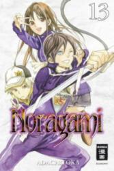 Noragami. Bd. 13 - Adachitoka, Ai Aoki (ISBN: 9783770487677)