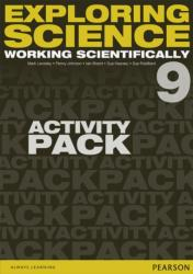 Exploring Science: Working Scientifically Activity Pack Year 9 (ISBN: 9781447959410)