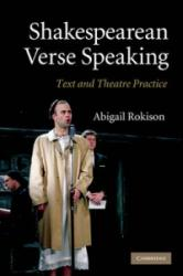 Shakespearean Verse Speaking (ISBN: 9781107404038)