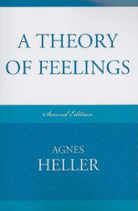 Theory of Feelings - Agnes Heller (ISBN: 9780739129678)