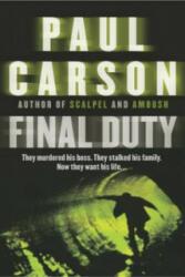 Final Duty (ISBN: 9780099415190)