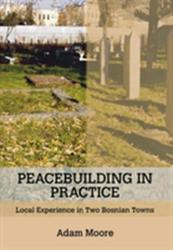 Peacebuilding in Practice - Adam Moore (ISBN: 9780801451997)