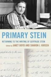 Primary Stein (ISBN: 9781498500883)