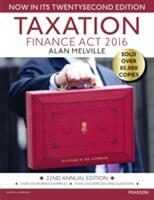 Taxation - Finance Act 2016 (ISBN: 9781292139104)