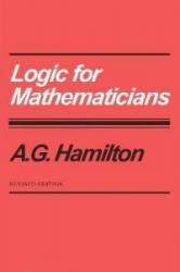 Logic for Mathematicians (ISBN: 9780521368650)