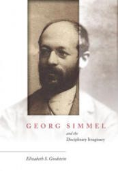 Georg Simmel and the Disciplinary Imaginary (ISBN: 9781503600737)