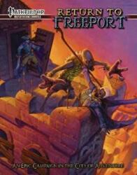 Return to Freeport - An Adventure Series for the Pathfinder RPG (ISBN: 9781934547892)
