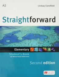 Straightforward 2nd Edition Elementary + eBook Student's Pack - Lindsay Clandfield (ISBN: 9781786327611)