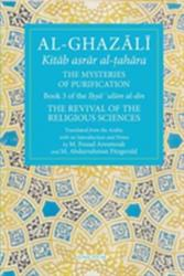 Al-Ghazali: the Mysteries of Purification (ISBN: 9781941610312)