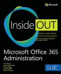 Microsoft Office 365 Administration Inside Out (ISBN: 9781509304677)