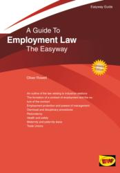 Easyway Guide To Employment Law (ISBN: 9781847167613)
