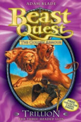 Beast Quest: Trillion the Three-Headed Lion - Adam Blade (2008)
