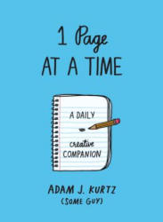 1 Page at a Time (ISBN: 9780143129882)