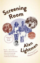 Screening Room - Alan Lightman (ISBN: 9780307739841)