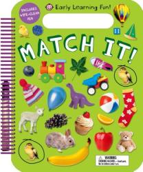 Early Learning Fun: Match It! : Includes Wipe-Clean Pen (ISBN: 9780312518028)