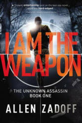 I Am the Weapon (ISBN: 9780316199674)