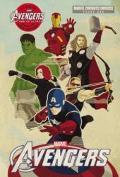 Phase One: Marvel's the Avengers (ISBN: 9780316256377)