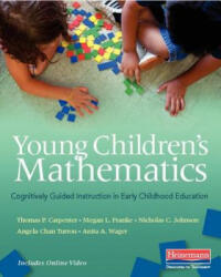Young Children's Mathematics: Cognitively Guided Instruction in Early Childhood Education (ISBN: 9780325078120)