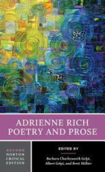 Adrienne Rich: Poetry and Prose (ISBN: 9780393265439)