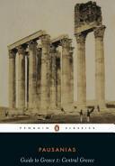 Guide to Greece: Volume 1: Central Greece - Central Greece (1984)