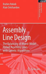 Assembly Line Design - The Balancing of Mixed-model Hybrid Assembly Lines with Genetic Algorithms (2005)