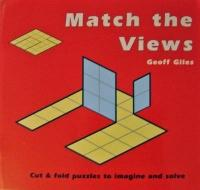 Match the Views - Cut and Fold Puzzles to Imagine and Solve (2002)
