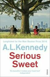 Serious Sweet - Longlisted for the Man Booker Prize (ISBN: 9780099587439)