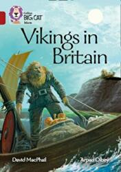 Vikings in Britain - Band 14/Ruby (ISBN: 9780008208837)