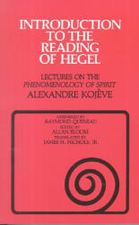 Introduction to the Reading of Hegel (1980)
